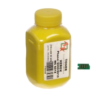 Тонер + чип XEROX Phaser 6000/6010 Yellow (АНК, 1500254) Регион 1 и 3