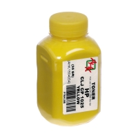 Тонер HP CLJ CP1025 Yellow (35 г) (АНК, 1504204)