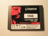Kingston V300 120G LSI SandForce 2281 SATA 3.0 (6 Гбит/c) Уценка