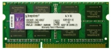 RAM 8GB 1600MHz DDR3 Non-ECC CL11 SODIMM Kingston